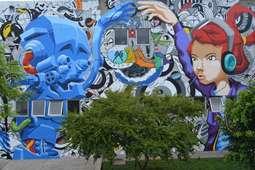 Prefeitura pode remover grafites sem consultar Conpresp