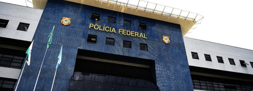 Resultado de imagem para POLÍCIA FEDERAL DESCOBRE